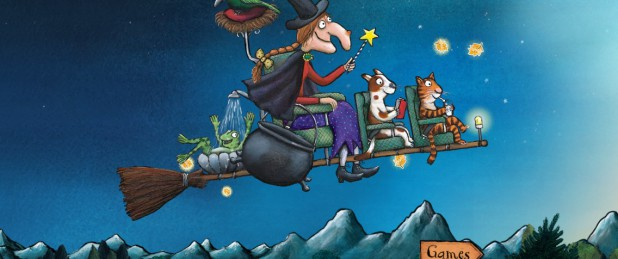 Room on the Broom Games fly into the app store | Room on the Broom